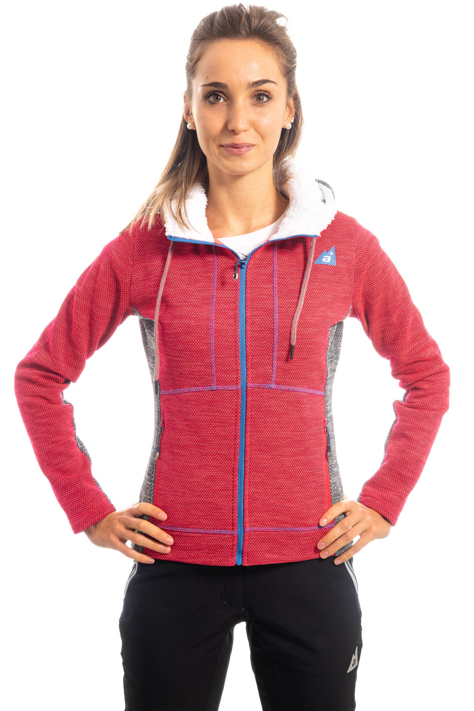 GIACCA PILE STRETCH DONNA