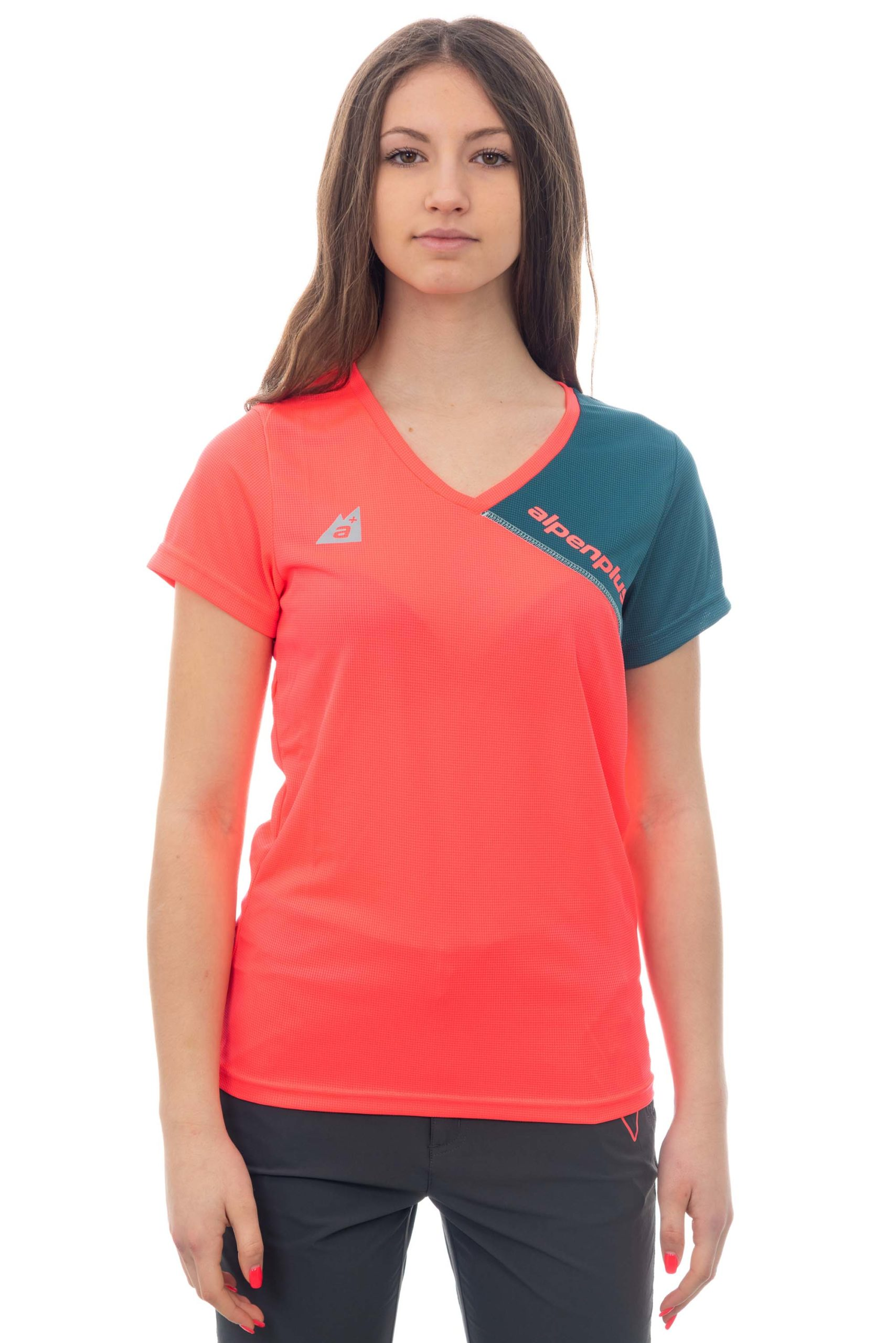 T-shirt donna traspirante outdoor