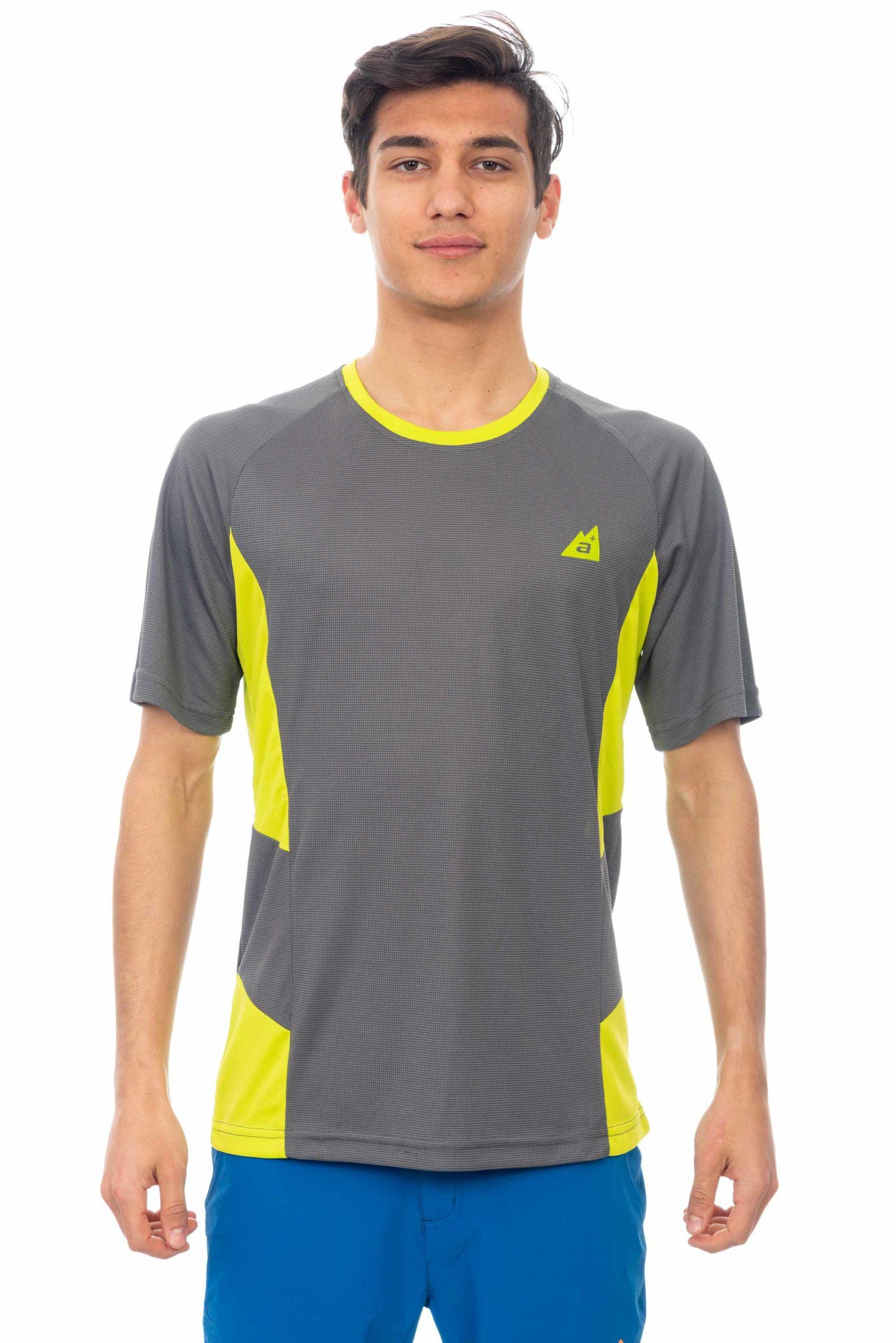 T-shirt uomo traspirante outdoor